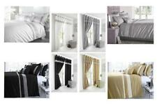 Curtains Solid Bedding Sets & Duvet Covers
