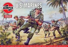 Airfix Airf00716v WWII US Marines 1/76