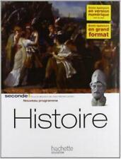 Histoire, seconde, HACHETTE EDUCATION scuola, cod:9782011355010