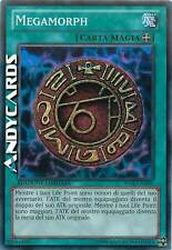 Megamorph ☻ Super Rara ☻ WGRT IT069 ☻ YUGIOH ANDYCARDS