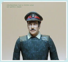 Doctor Dr Who the BRIGADIER LETHBRIDGE STEWART Action figure old face lost color