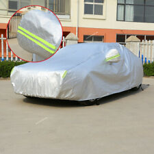 ALUMINUM Car Cover Waterproof Sun UV Snow Dust Resistant for Ford Fusion Maxima
