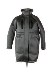 2014 ALEXANDER WANG x H&M Grey Black Parka Coat - US 4 MINT!