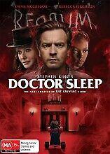 Doctor Sleep (DVD, 2019) (DVD, 2009) VGC FREE POST