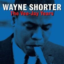 WAYNE SHORTER - THE VEE JAY YEARS NEW CD