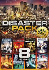 8-Movie Disaster Collection DVD, ,
