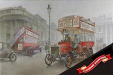 Roden 739 Type B Bus LGOC (London General Omnibus Company) scale model kit 1/72