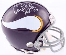 3784aaa871e James Spence (JSA) Minnesota Vikings Original Autographed Football ...
