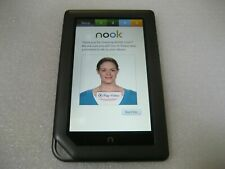 "Barnes & Noble NOOK Color, Wi-Fi, 8GB, 7"" Tablet, BNRV200 - Good"