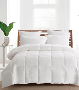 Encompass Group 100% White Duck Down Duvet Insert King Size