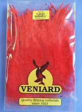 Truthahn Marabou 20 Federn Veniard Turkey Marabou large Red
