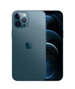 Apple iPhone 12 Pro Max - 256GB - Pacific Blue (Verizon)
