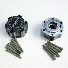 HLC 2x Free Wheel Bearing Hub For Nissan Frontier X-Terra Pickup D22 40260-1S700