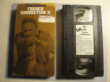 The French Connection II (VHS, 1994)Good condition-Gene Hackman