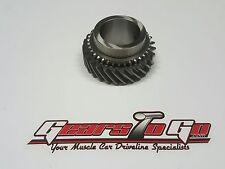 Muncie M20 M21 transmission 4 speed 3rd gear third gear 27 tooth