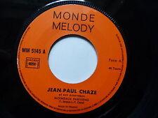 JEAN PAUL CHAZE Moineaux parisiens Mousseline MM 5145 MONDE MELODY