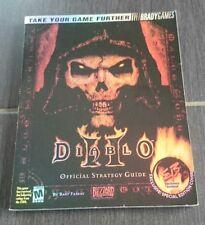 Diablo II Official Strategy Guide (Englisch) Lösungsbuch