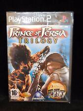 Prince of Persia Trilogy playstation 2 nuevo y precintado