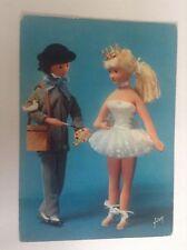 CP carte postale amoureux de Peynet N° 5