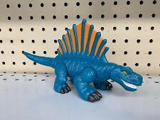 Fisher Price Imaginext DimetrodonOrange BlueDinosaur Mattel 2011