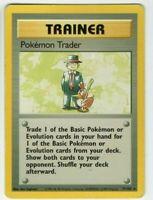 Pokemon Trader - Base Set - 77/102 - Rare - Pokemon Card - Moderately Played