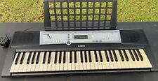 Yamaha Portatone YPT-200 61-Keys Electric Keyboard MIDI DJ Effects Piano Music