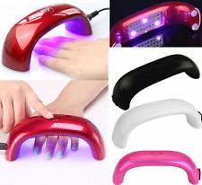 UV Nail LAMP Light 9W Dryer Curing Acrylic Gel Polish Mini Portable Pro USB CCFL