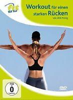 Fit for Fun - Workout für einen starken Rücken | DVD | Zustand gut