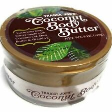 Trader Joe's Luxurious Feel Body Butter with Coconut Oil, Shea Butter, Vitamin E