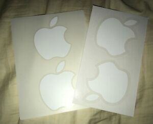 Original Apple stickers - set of 6 as-new