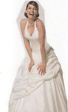 Lohrengel A-Linie Brautkleid