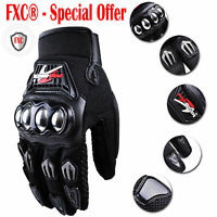 Pro-biker Motorcycle Sports Gloves Summer Bicycle Riding Racing Protective Armor