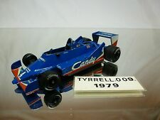 TYRRELL 009  WESTERN MODELS -  KIT (built)  - VERY RARE  1:43 - NICE CONDITION