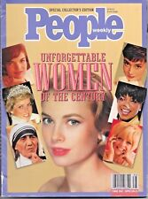 1998 Special Collector's Edition Unforgettable Women of The Century.