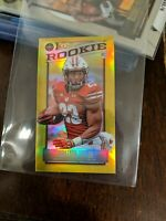 2020 PANINI LEGACY ROOKIE RC JONATHAN TAYLOR 15/25 MINI OPTI-CHROME GOLD COLTS