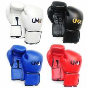 UMA, leather Boxing Punching Bag Training Gloves, Kickboxing & MMA workout GYM