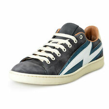 Marc Jacobs Men's Multi-Color Leather Fashion Sneakers Shoes US 10 IT 43