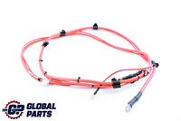 BMW X1 Series E84 Battery Cable Wire Lead Positive 9207515 61129207515