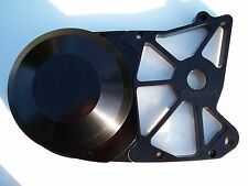 BLACK Banshee 2 piece Stator Cover With Bearing Support no polish CHARIOT