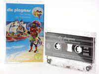 Playmobil Die Playmos 1 Der Schatz der Teufelsinsel Hörspiel MC Kassette