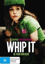 Whip It (DVD, 2010)