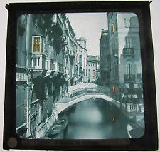 Colour Magic lantern slide Of Venice Italy C 1890 - 1900 by SCIOPTICON