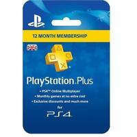Sony PLAYSTATION Plus Card - 365 Day Abbonamento 1 Year Abbonamento