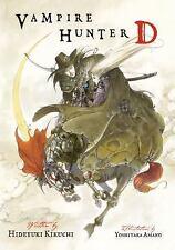 Vampire Hunter D, Vol. 1, Hideyuki Kikuchi