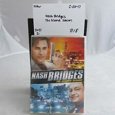 brand new Nash Bridges The Second Season DVD 22817