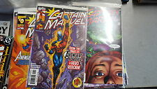 from Avengers Comic lot Captain Marvel 1-35 Nm bagged