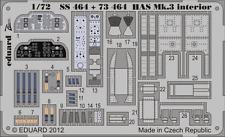 Eduard Zoom SS464 1/72 Italeri Westland Wessex ha Mk.3 SA