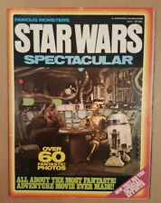 Famous Monsters Star Wars Spectacular FN/VF