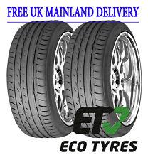 2X Tyres 245 40 R17 95W XL Roadstone N8000 C B 72dB
