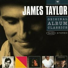 James Taylor - Original Album Classics [New CD] UK - Import